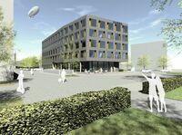 Grundsteinlegung für das HARBR. hotel Konstanz