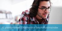 Start des 10. E-Commerce Geschäftsklimaindex