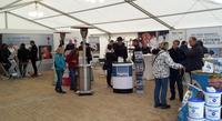 Muswiese: Reges Besucherinteresse an AGRAVIS-Gesellschaften