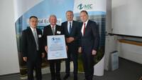 Umweltschutz, Sanierung und Ausbildung im Visier/Präsident der IHK Chemnitz-Zwickau setzt als Unternehmer auf die MEC