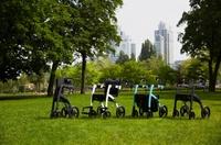 Zweite Generation: Rollstuhl-Rollator Rollz Motion jetzt noch besser