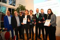 GRÜN Fundraising Award für den WWF Österreich und die Diakonie Österreich
