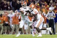 College Football: Clemson Tigers weiter makellos