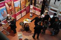 Premiere in Süddeutschland - Kulturreisemesse am 11./12. November 2017 in Ludwigsburg