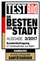 """Sanitätshaus MPM in Hamburg als """"Bestes Sanitätshaus der Stadt"""" ausgezeichnet"""