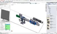 Bystronic glass: Professionelle 3D-Aufstellplanung mit Lino® 3D layout stärkt Vertriebsprozesse