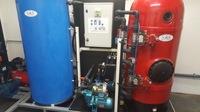 Seitenkanalverdichter helfen beim Klären von mineralölhaltigem Abwasser