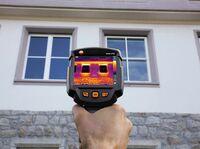 Webinar: Wärmebildkameras in und an Gebäuden richtig einsetzen