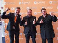 Besucherrekord: Rund 600 Gäste auf dem STARFACE Kongress 2017 im Europa-Park Rust