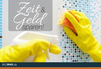 Ein sauberes Bad ohne viel Zeit- und Energieaufwand