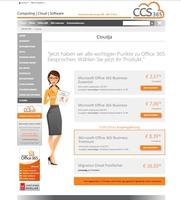 """Dank """"Cloudja"""" mit wenigen Klicks zur passgenauen Office-Lösung"""