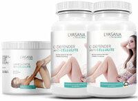 Lyasana Erfahrungen. Das Anti-Cellulite Set als eine der effektivsten Komplettlösungen