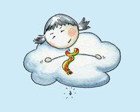 Eine kleine Wolke lebt ihren Traum!