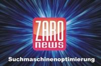 ZARONEWS - Presse, PR, PageRank und Suchmaschinenoptimierung
