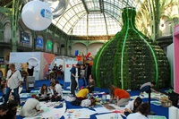 Begleitende Kunstaktionen zur COP23 bringen Bürger in Interaktion zu Klima- und Umweltschutz