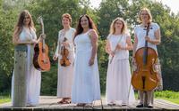 Cadanse - poetic Folk mit dem Album Zeitenwanderin in Darmstadt