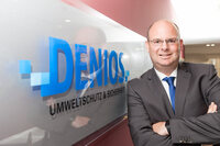 Ulrich Lange komplettiert den neuen Vorstand bei DENIOS