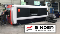 Neue Laserschneidanlage bei BINDER schärft den Zuschnitt