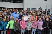 Benefizkonzert und Spendenlauf in Plüderhausen