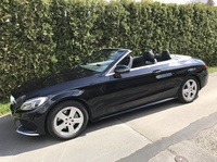 SmartTOP soft top control for Mercedes-Benz C-Class Cabriolet from Mods4cars