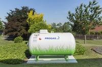 Flüssiggasbehälter - oberirdisch oder unterirdisch lagern? Progas informiert.
