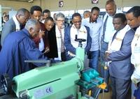 Äthiopien: Neues Berufsausbildungszentrum eröffnet