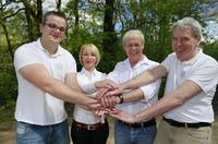 Stephan Kubitza übergibt Vorstandsposten bei der Energiegenossenschaft Rhein-Ruhr eG an Thomas Sojka