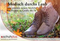 Puristische Schönheit: schuhplus – Schuhe in Übergrößen – mit neuer PR-Ausrichtung