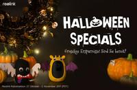 Reolink Halloween-Specials 2017 - bis zu 33% Rabatt