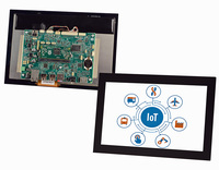SPS IPC Drives 2017: Distec präsentiert neuen Monitor POS-Line IoT