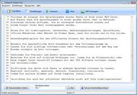 Neu - Text in Sprache für jegliche Art von Texten