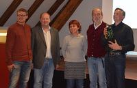 Zwiesel Bayerischer Wald: Ralf Bender-Preis 2017 vergeben