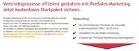 Sonderaktion mit PreSales Marketing Startpaket: Kunden sind begeistert