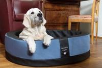 Jetzt NEU - Orthopädische Hundekörbe - Elegant und robust!