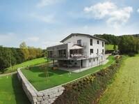 Fingerhut Haus errichtete smartes Zuhause auf solidem Fundament