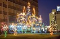 Virginia Beach bereitet sich auf Weihnachten vor