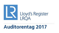 Lloyd´s Register Deutschland Auditorentag 2017- Neue Normen effektiv auditieren