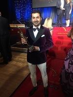 Reza Shari aus Mannheim gewinnt den Großen Preis des Mittelstandes