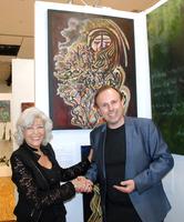 Künstlerin Marlo erobert Paris