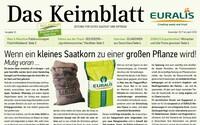 Das Keimblatt der EURALIS Saaten GmbH