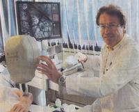 Professor Ockenfels berät Olympioniken beim UV-Schutz