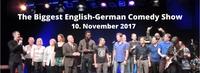 "Comedy Club Munich Hosts Munich""s biggest English-German Comedy Show on November 10, 2016"