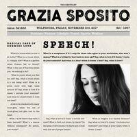 """Grazia Sposito veröffentlicht ihre Debüt-Single """"Speech"""""""
