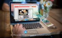 Backups für iOS-Geräte mit AnyTrans drahtlos erstellen