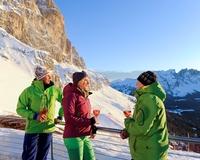 Königlich Skifahren am Rosengarten: Saisonstart im Family Resort Carezza Ski