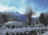 Romantisch: Winter-Camping mit SPA im Kärntner Gailtal