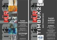 AUSSCHNITTE 6 mit den MALKÜREN Ausstellung ORANGERIE am Chinesischen Turm München 14.11.2017  19.00 Uhr -19.11.2017