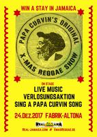 X Mas Reggae Show 2017