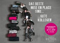 Estrel Berlin bietet Jobs mit Aussicht und Perspektive