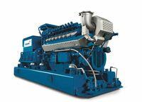 Markteinführung Gasaggregat TCG 3016 / CG132B - Effizienz wird digital
